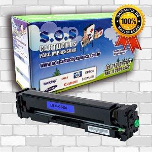 TONER COMPATÍVEL COM HP CF401A CIANO (100% NOVO)