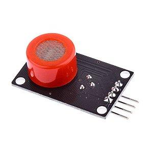 Sensor de Gás MQ-3 Álcool