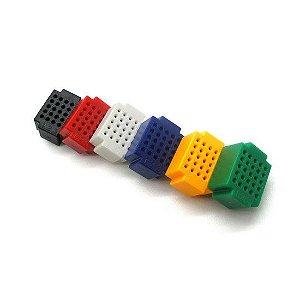 Mini Protoboard Lego 25 Pontos