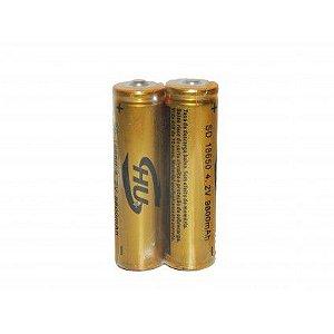 Bateria 18650 HU 9800mAh 4.2V (1 unidade)