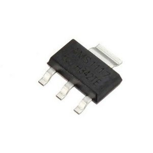 DUPLICADO - Regulador de Tensão AMS1117 5V 1A