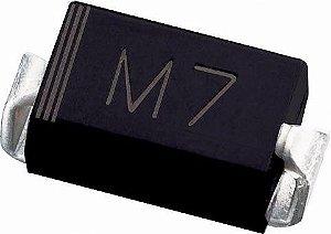 Diodo 1N4007 M7 SMD