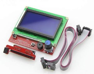 Display Controladora Lcd 128x64 para Impressora 3d - RepRep