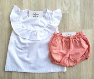 Conjunto Camisa e Shorts