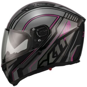 Capacete X11 Impulse Wing Rosa