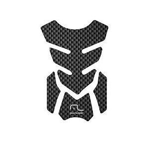 Adesivo Protetor de Tanque Resinado - Cinza