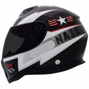 Capacete Nasa Sh-881 Commander