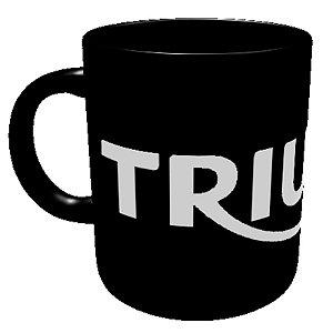 Caneca logo TRIUMPH Preta