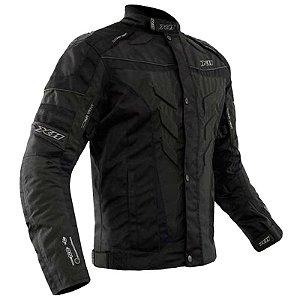 Jaqueta Motociclista X11 Next Nylon Poliéster Pt Com Cupim