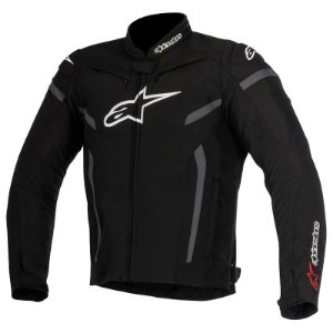 Jaqueta Alpinestars T-Gp Plus R V2 Air Preto e Cinza