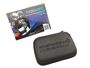 Intercomunicador Bluetooth Para Capacetes Motocom - Prime Estéreo -  01 Unidade