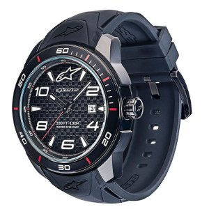 Relógio Alpinestars Tech Com Pulseira De Silicone Preto
