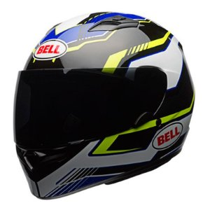 Capacete Bell Qualifier Torque Blue/Yellow