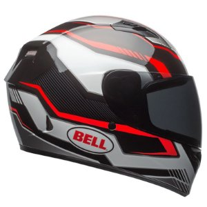 Capacete Bell Qualifier Torque Black/Red