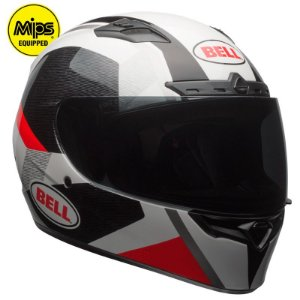 Capacete Bell Qualifier DLX Accelerator Mips Black/Red