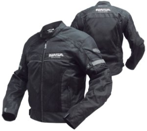 Jaqueta De Moto Nasa Race-way Masculina Preto