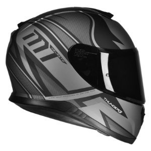 Capacete Mt Thunder3 Cap Matt Grey