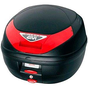 Baú Bauleto Givi Moto 26 L Givi E-260n Micro 2 Preto