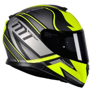Capacete Mt Thunder3 Cap Matt Yellow