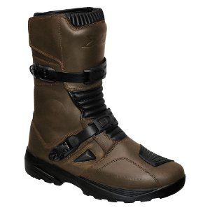 Bota x11 True Adventure Marrom Cano Longo Motociclista