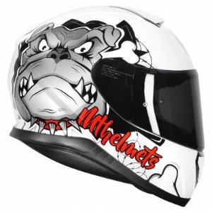 Capacete Mt Thunder3 Bone Grey