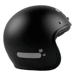 Capacete Bell Custom 500 Solid Matte Black