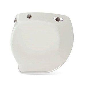Viseira Capacete Bell Custom 500 Bubble Cristal Original