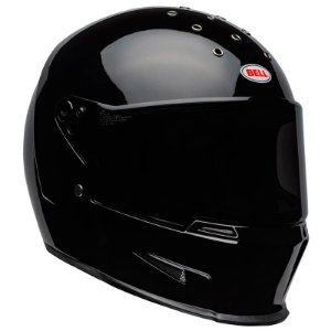 Capacete Bell Eliminator Gloss Black