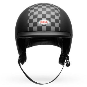 Capacete Bell Scout Air Matt Black White