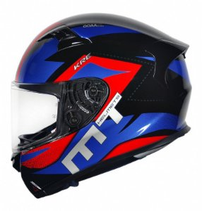 Capacete Mt Kre Flows Blue