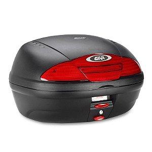 Bau Givi Monolock Simply 45l C/ Lente Vermelha (E450N)