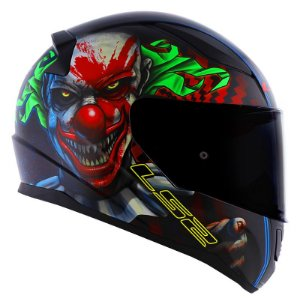 Capacete LS2 Rapid FF353 Happy Dreams Glow