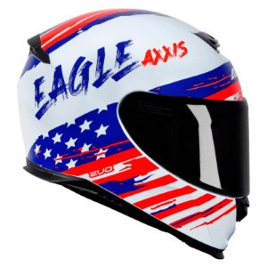 Capacete Axxis Eagle Independence