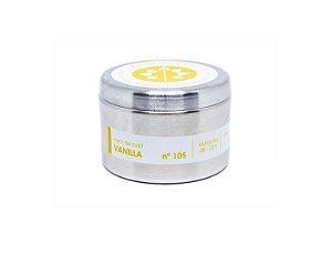 Vela Perfumada Pavio de Vela: Vanila No.105 - 70g