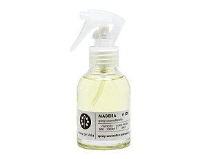 Spray de Ambiente Pavio de Vela: Madeira No. 502 - 100ml