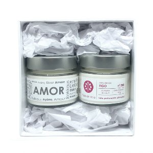 Kit Duo Velas | 25 horas