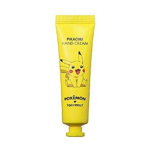 Creme para Mãos Pokémon - Pikachu (TONYMOLY)