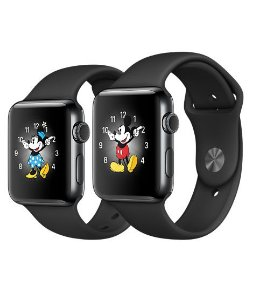 Apple Watch Edition 2-  com pulseira esportiva nuvem - Apple