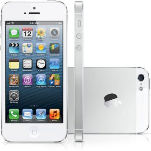 IPHONE 5 64GB ORIGINAL NA CAIXA