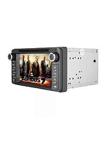 """6.2"""" tela de toque carro DVD player w / gps, AUX"""