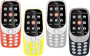 Nokia clássico 3310 - lançamento