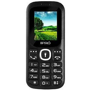 Celular iPro i3200 Dual Chip Desbloqueado - Câmera integrada, Radio FM