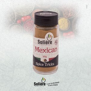 Tempero Mexicano - Mexican