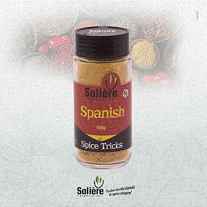 Tempero Espanhol - Spanish