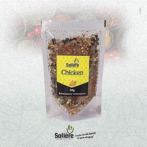 Sachê para reposição do moedor - Temperos para Frango - Chicken