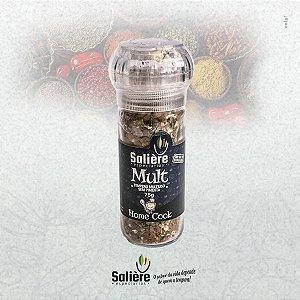 Tempero Multiuso com moedor - Mult - Sem Pimenta