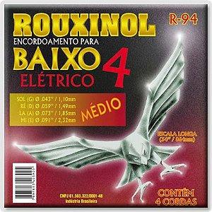 ENC. ROUXINOL CONTRA BAIXO 4 CORDAS