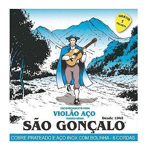 ENC. SAO GONCALO VIOLÃO AÇO FOLK