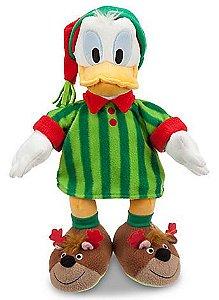Pato Donald de Pelúcia com Pijama