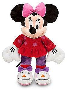Pato Minnie de Pelúcia com Pijama